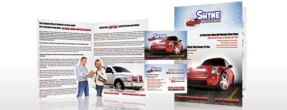 Brochure Design Sample 12