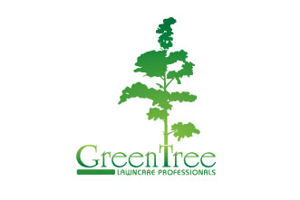 is clean and stands out from the crowd of boring landscaping logosLandscaping Tree Logos