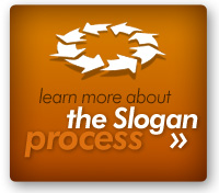 learn more about the slogan process