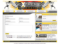 Website Design Sample 14
